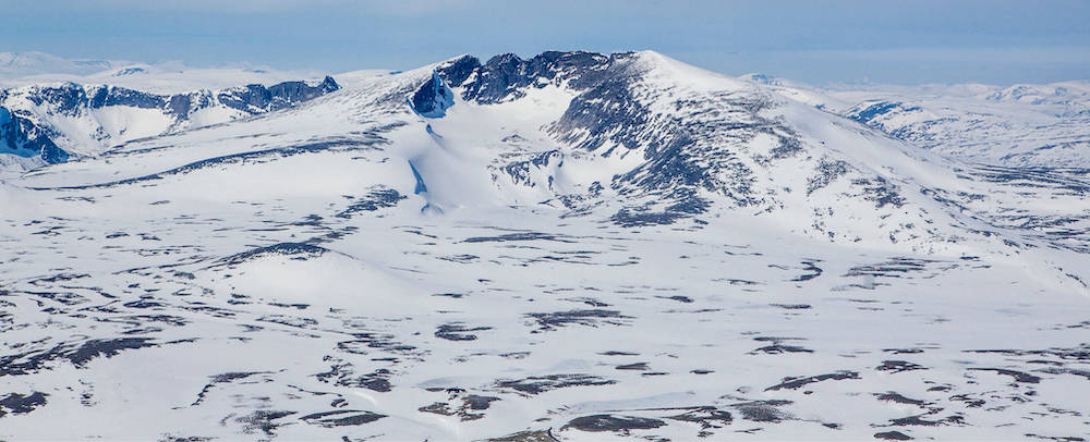 Snøhetta Topptur Dovrefjell