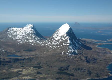 Tomskjevelen Topptur Helgeland Norge