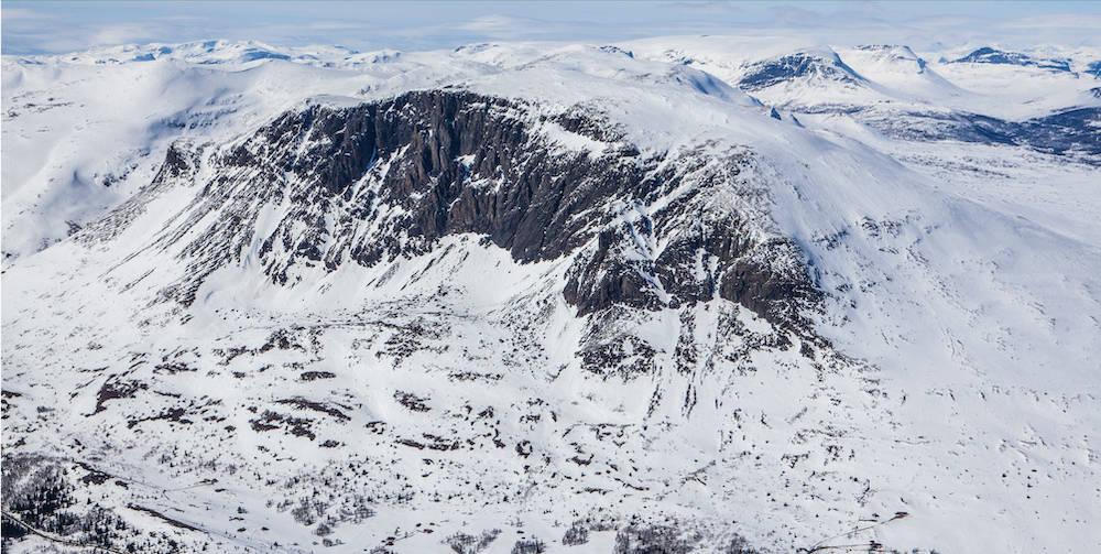 Hemsedal Topptur Norge