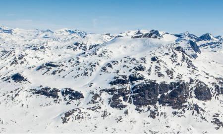 Galdebergtinden Topptur Jotunheimen Sør