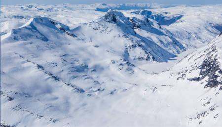 Hjelledalstinden Topptur Jotunheimen