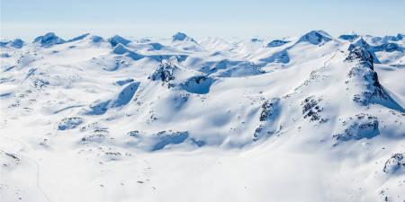Stetinden Topptur Jotunheimen Nord
