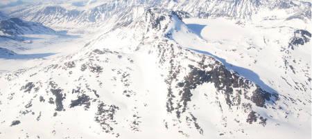 Visbretinden Topptur Jotunheimen Nord