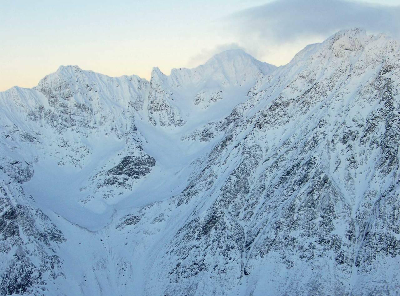Fra Toppturer fra Troms.