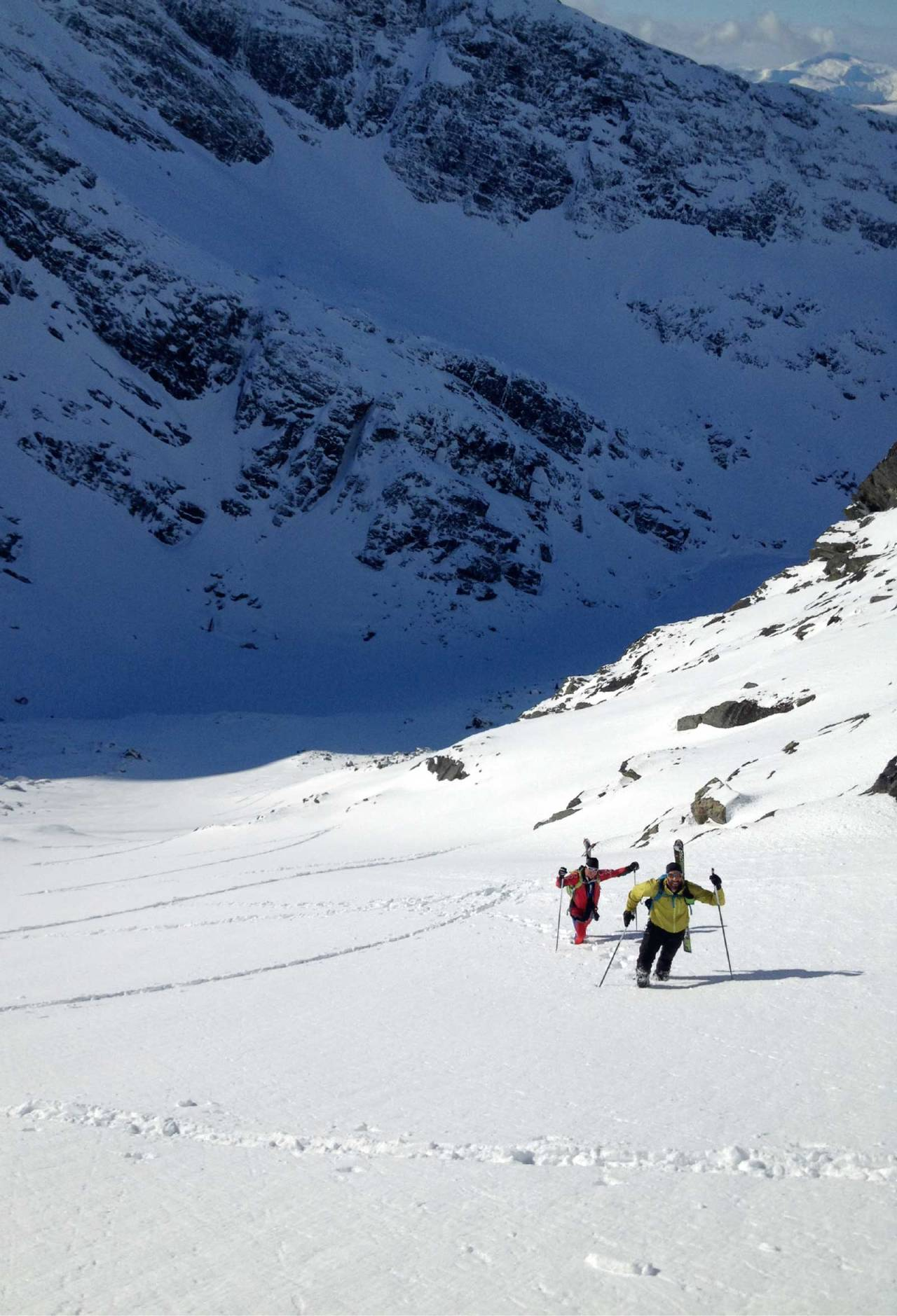 Fra Toppturer rundt Narvik