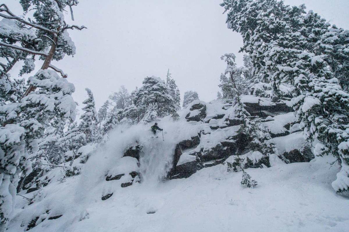 Rødkleiva tryvann wyller frognerseteren oslo ski alpint snowboard ranondee topptur guide fri flyt freeride freeski frikjøring