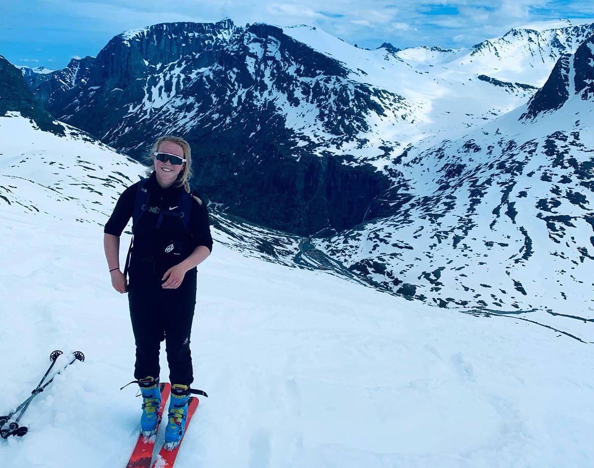 Trollstigen Romsdal topptur