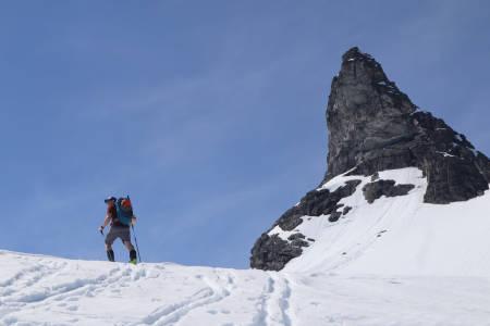 Topptur Gjuratind Romsdal