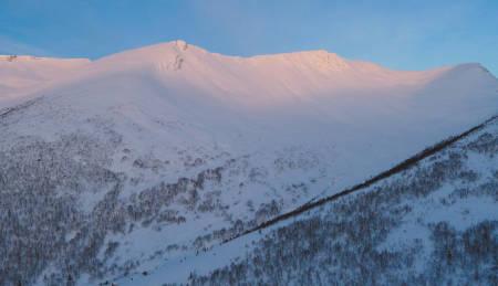 Galtåtind 1124 moh fra Toppturer i Romsdalen