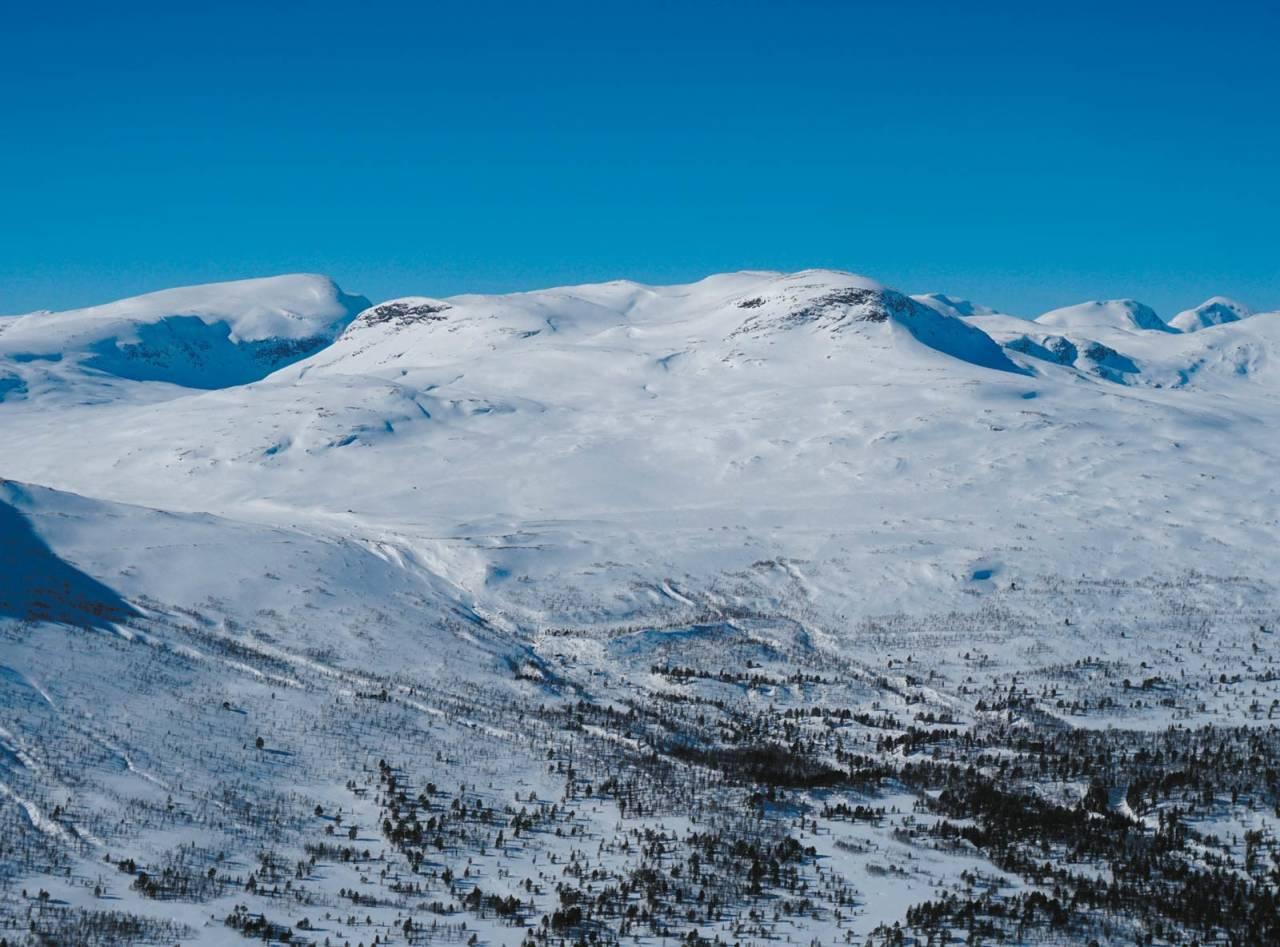 Hattan 1579 moh fra Toppturer i Romsdalen
