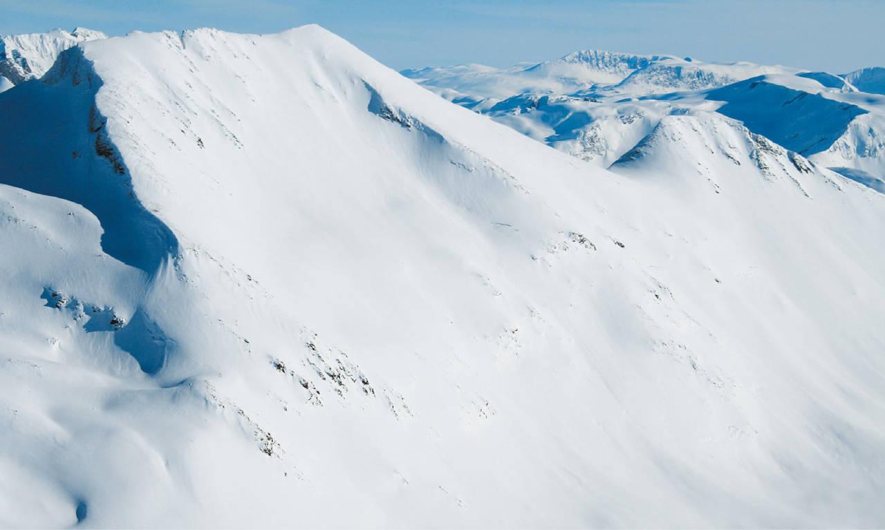 Klauva 1512 moh fra Toppturer i Romsdalen