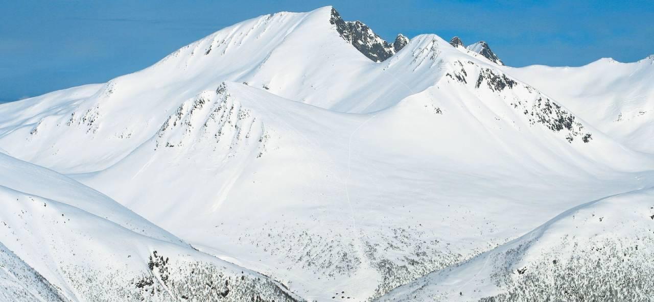 Skarven 1142 moh fra Toppturer i Romsdalen
