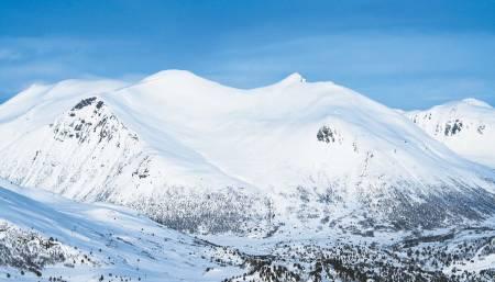 Smørbottfjellet 1188 moh fra Toppturer i Romsdalen
