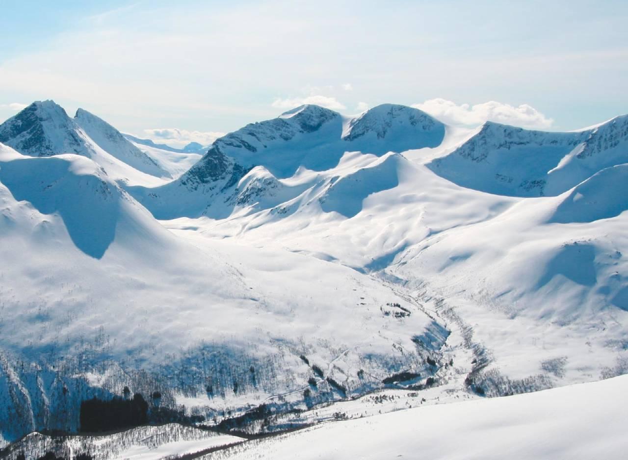 Storbua 1498 moh fra Toppturer i Romsdalen