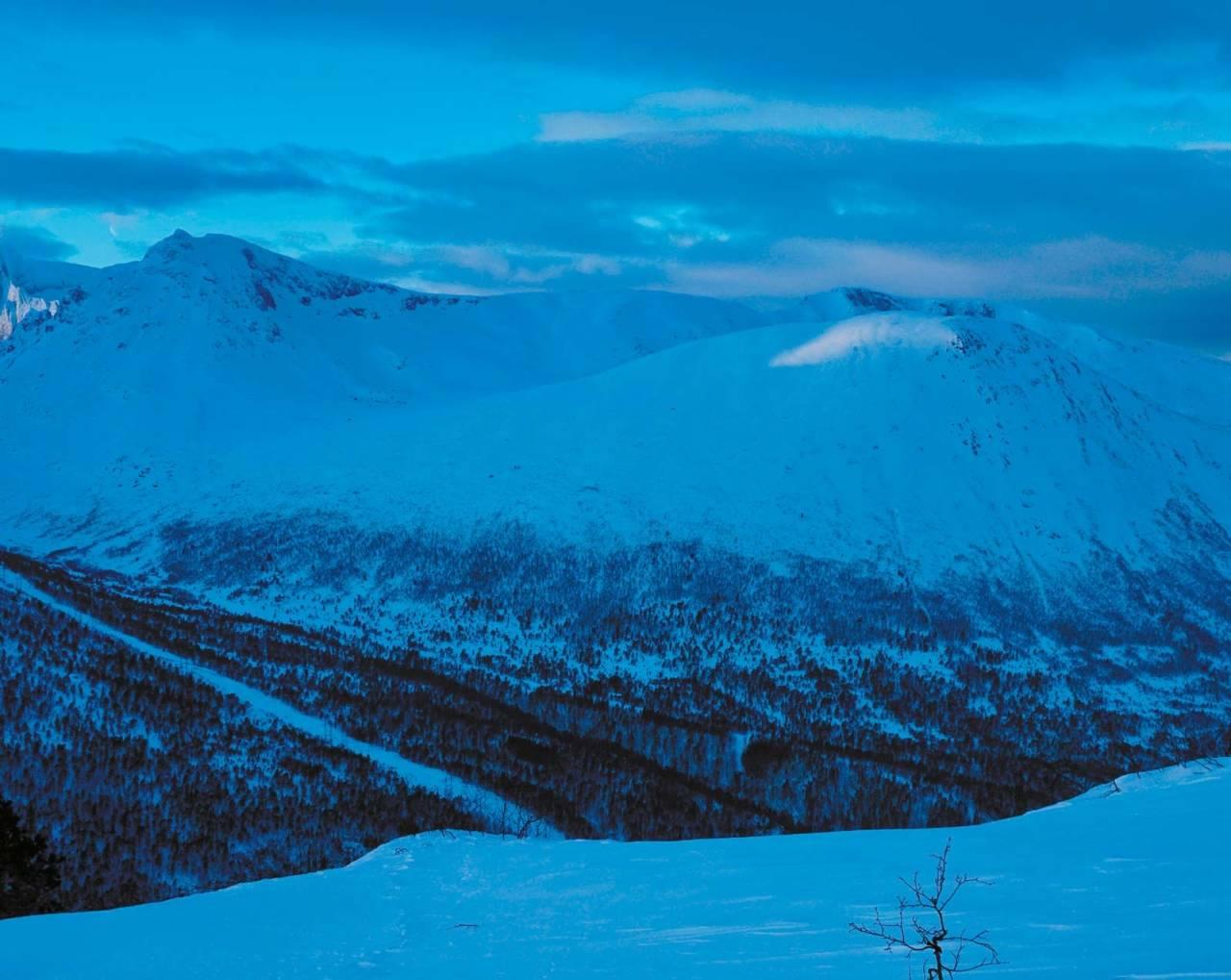 Storhesten 1023 moh fra Toppturer i Romsdalen