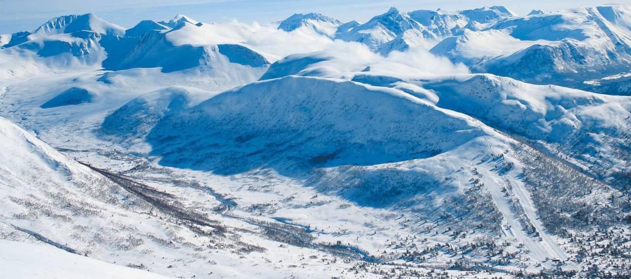 Strandafjellet topptur i Romsdalen