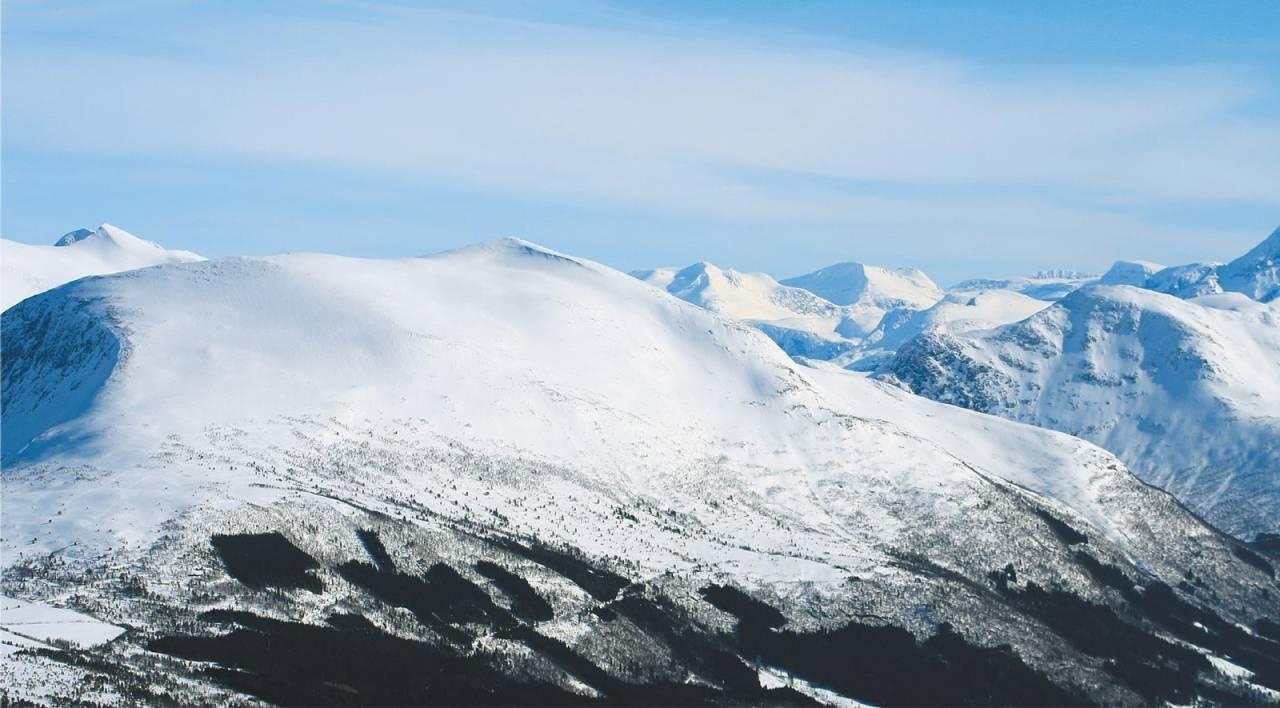 Tarløysa 1086 moh fra Toppturer i Romsdalen