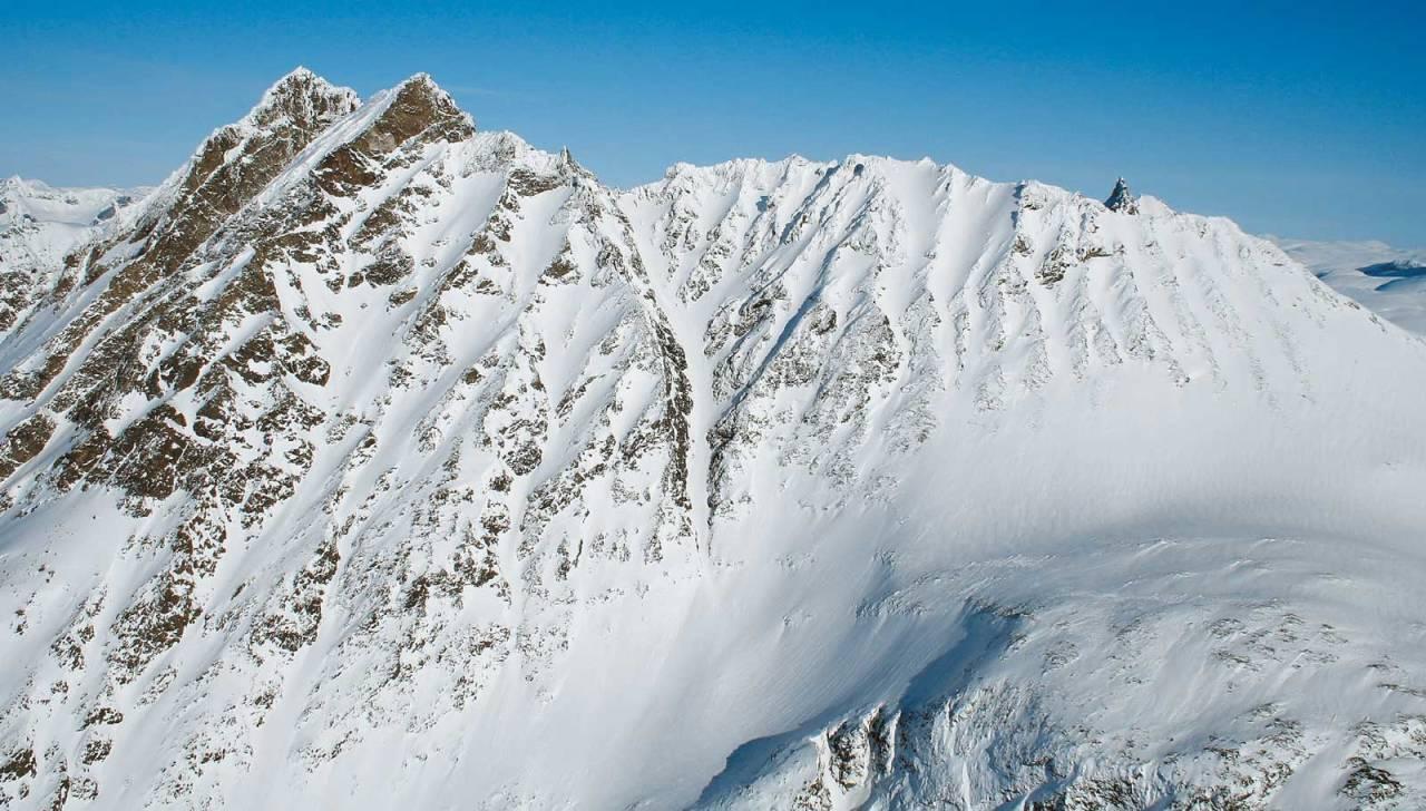 Venjetindtraversen fra Toppturer i Romsdalen