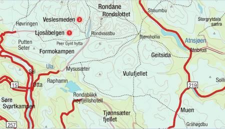 Rondane Topptur Norge