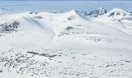 Ljosåbelgen Topptur Rondane