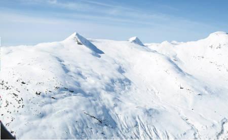 Kyrkjenibba Topptur Stryn