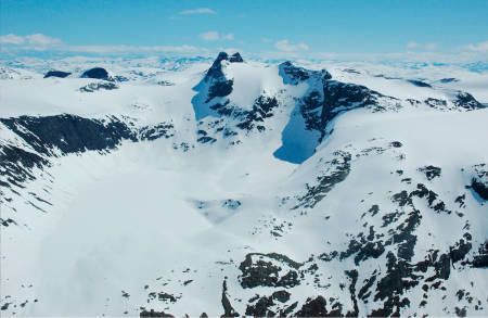 Lodalskåpa Topptur Stryn