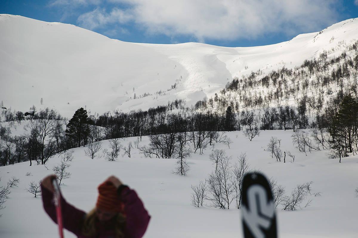 Skispor Jølster