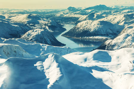 Jølstravatnet fjell oversikt