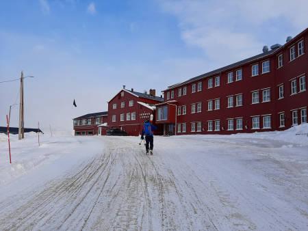 Ski in - ski out. Foto: Lisa Kvålshaugen Bjærum