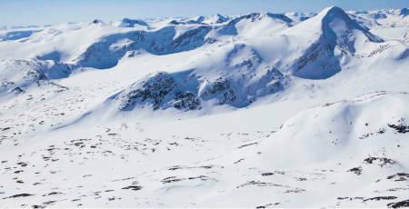 Tafjordfjella Topptur Puttegga