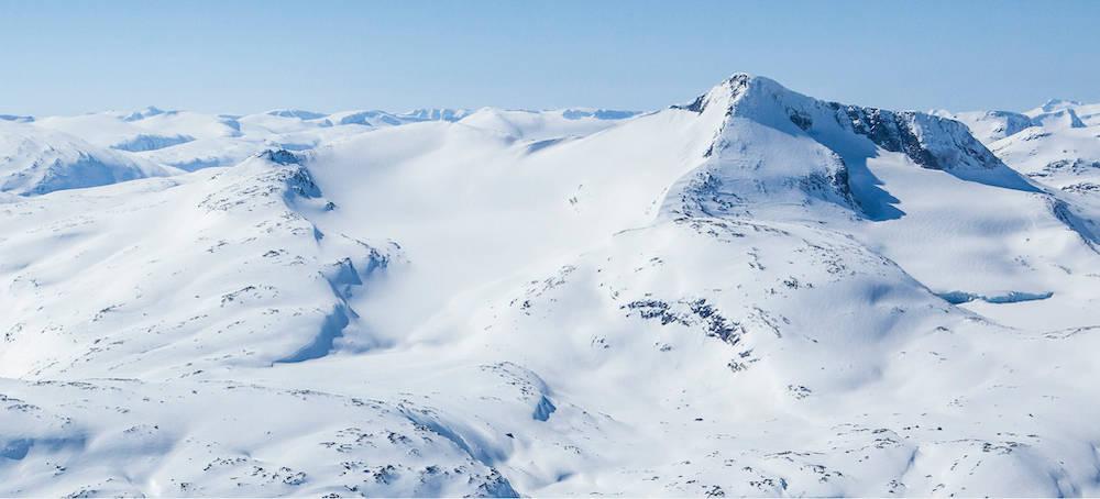 Tordnose Topptur Tafjordfjella
