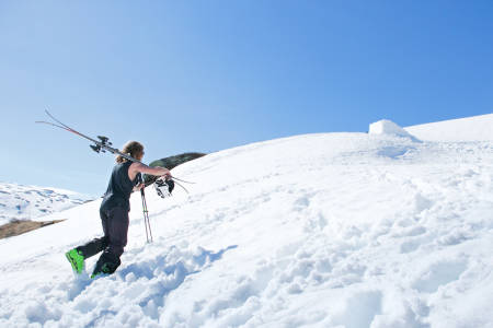 Ski haukeli topptur kicker bc jibb