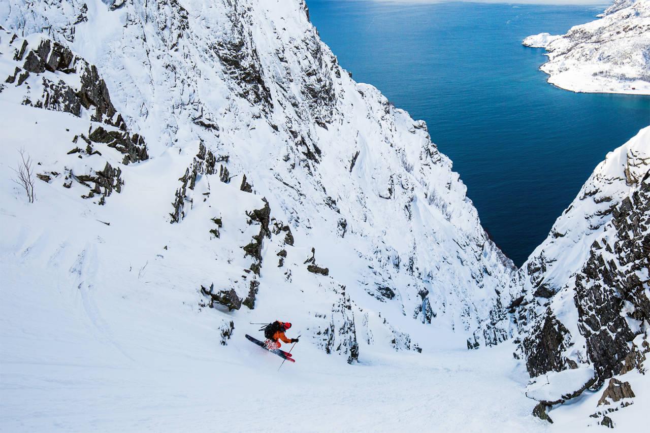 Topptur Reinfjord Troms