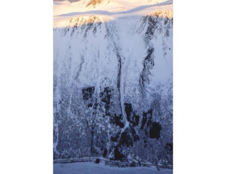 Melåaksla 915 moh fra Toppturer rundt Harstad