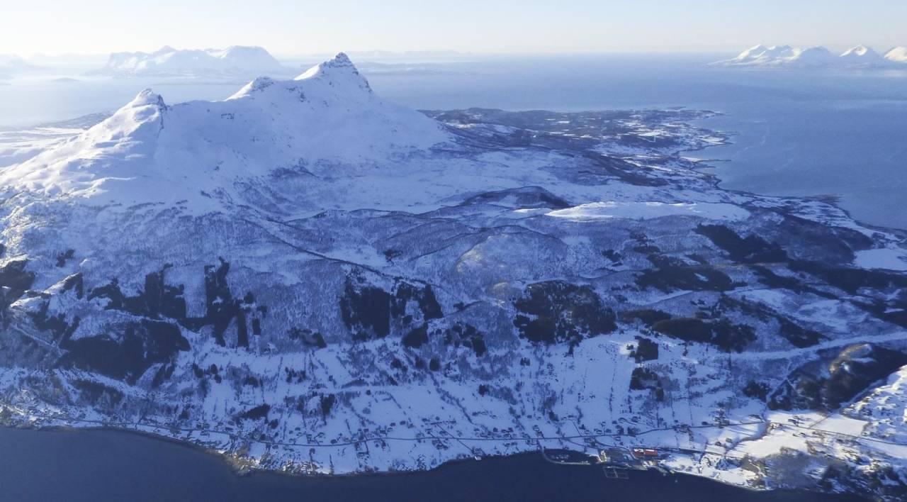 Sula 848 moh fra Toppturer rundt Harstad