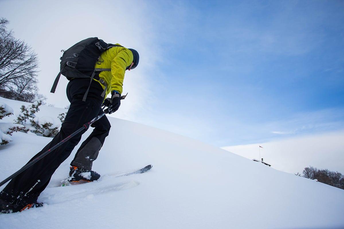 VELG RETT: Toppturutstyr er en jungel. Her lærer vi deg å velge riktig utstyr. Foto: Tore Meirik