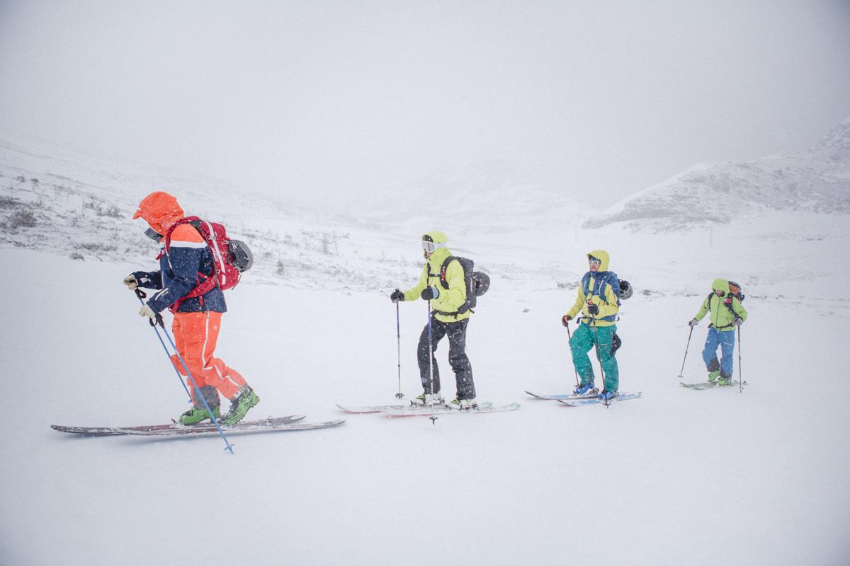 – Vi fant god snø i høyden
