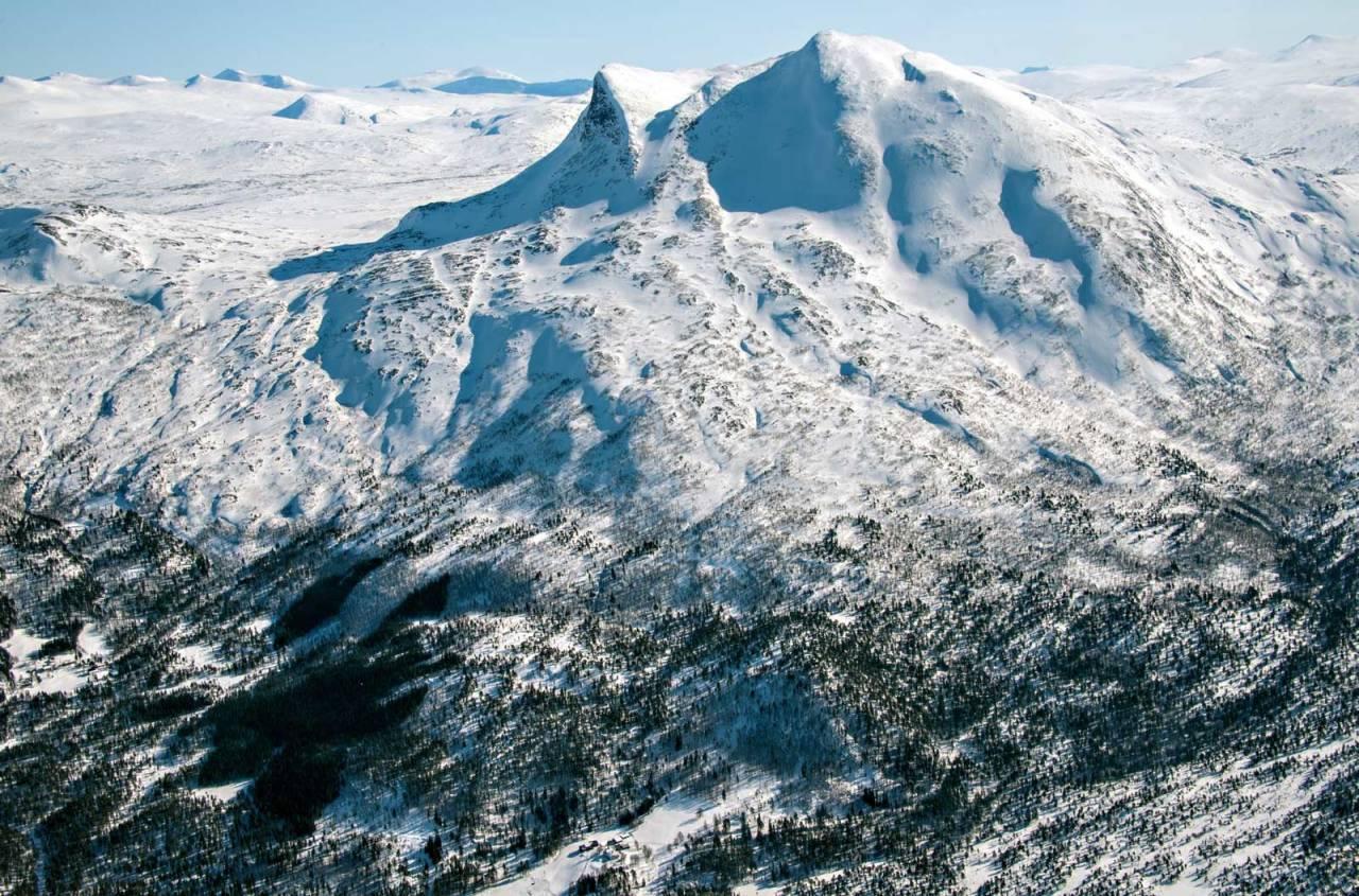 Fra Toppturer rundt Bodø.