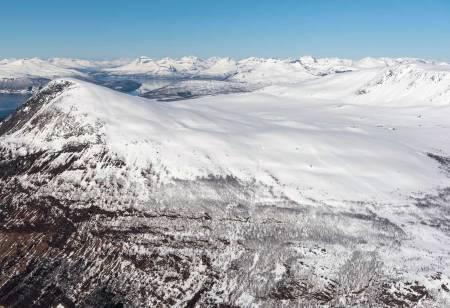 Foto: Jan R. Olsen. / Toppturer i Troms.