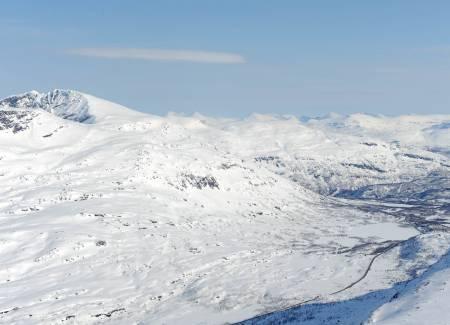 Fra Toppturer rundt Narvik.