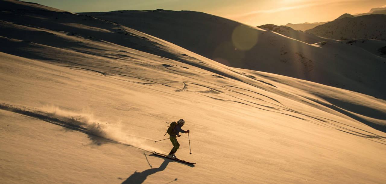 Foto: Torje Bjellaas. / Toppturar i Sunnfjord.