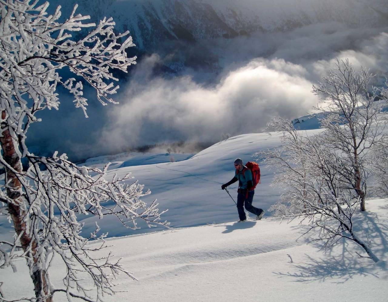Foto: Joar Helgheim. / Toppturar i Sunnfjord.