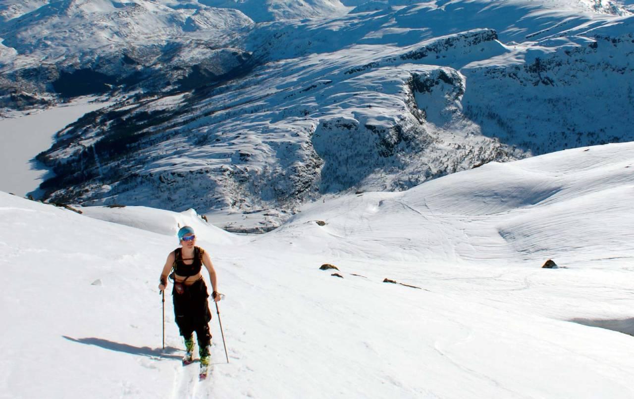 Foto: Sindre Hoff. / Toppturar i Sunnfjord