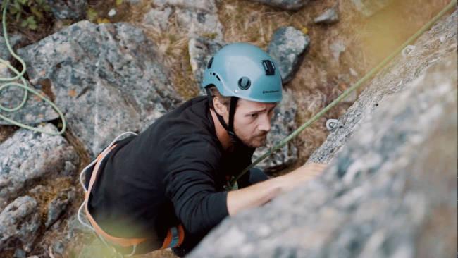 Buldring og klatring i Hemsedal