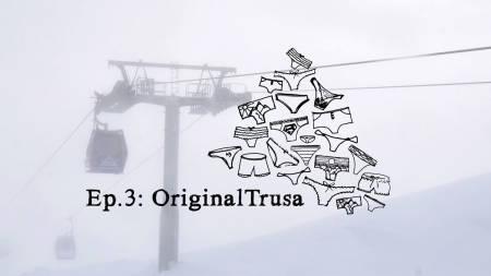 ORIGINALEN: Tredje episode av Trusehaugen er ute – her er alle jentene som i sin tid starta bloggen Trutrusa samlet for å herje sammen i snøværet på Sunnmøre.