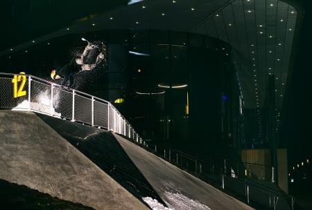 HOLD DEG FAST: Se første episode av Send It laget av Ani Media. Bilde: Anders Neuman