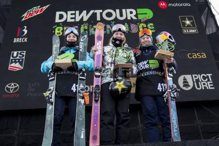 NORSK SEIER: Johanne Killi vant Dew Tour i helga!