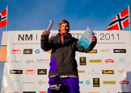 KIRKERUD: Heming-stjerna kan speile seg i twintipsportens første kongepokal når han vil. Foto: Øyvind Waitz.