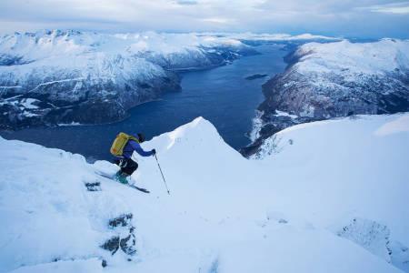Ambisjoner ski skidrømmer
