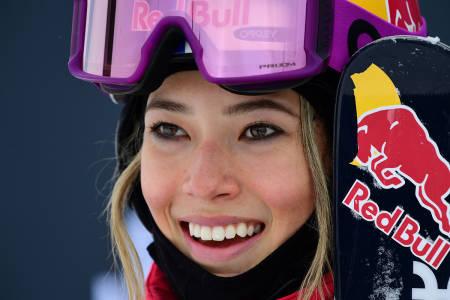 Eileen Gu VM world champion
